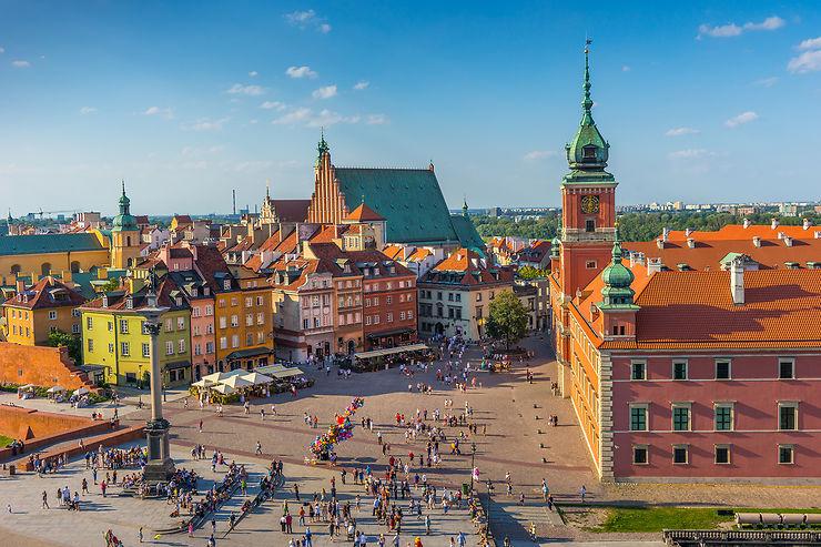 Balades dans Varsovie