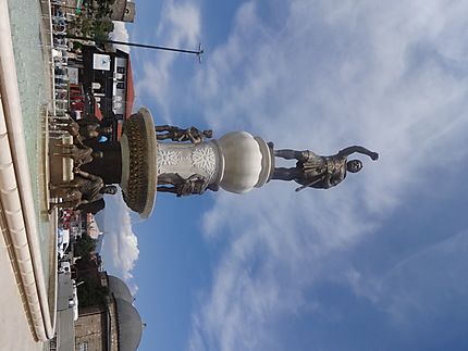 Statue de Philippe II