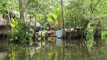 Habitations flottantes