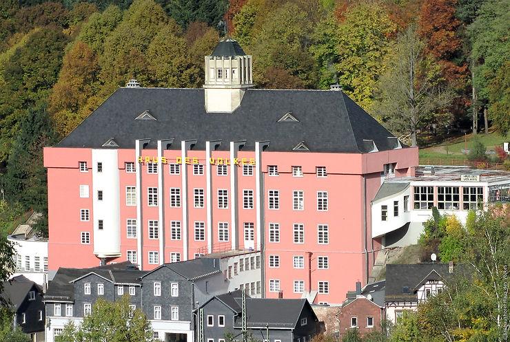 « Haus des Volkes » à Probstzella