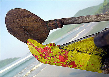 bateau traditionnel