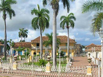 Une place à Trinidad