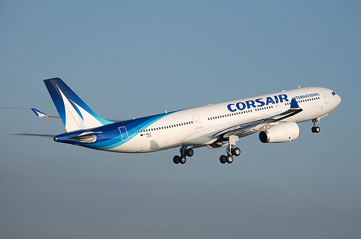 Floride - Vol direct Paris-Miami avec Corsair