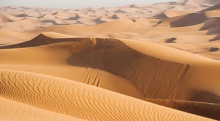 En soirée ou si vous avez plus de temps : escapade dans le désert