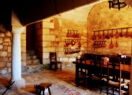 Cuisines du château de La Rochefoucauld
