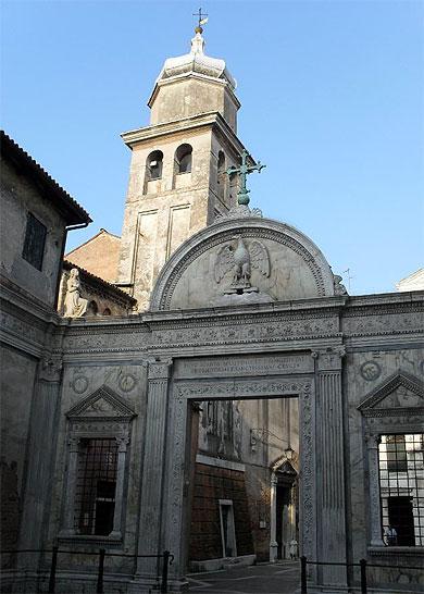 Dans Santa Croce
