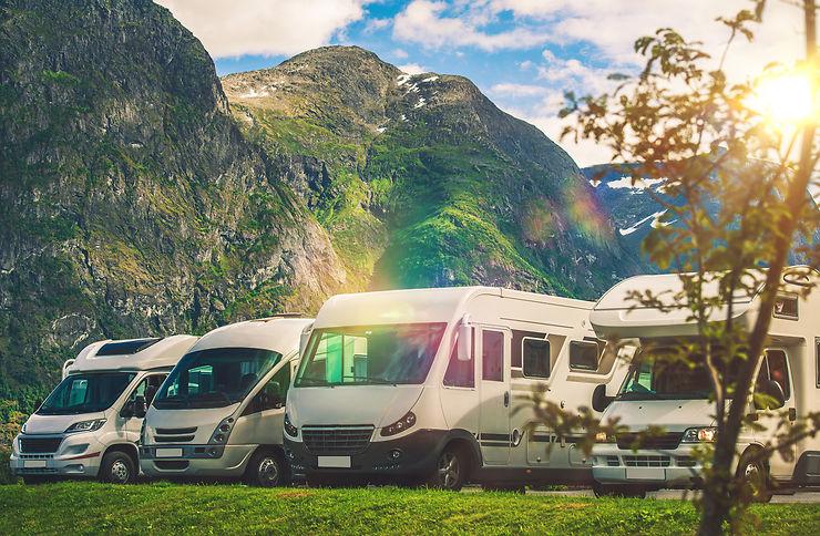 Pourquoi voyager en camping-car?