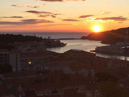Début de journée à Port-Vendres