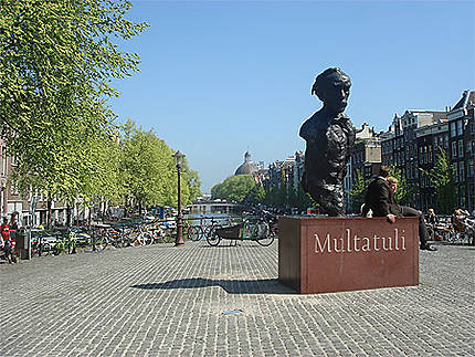 Centre ville d'Amsterdam