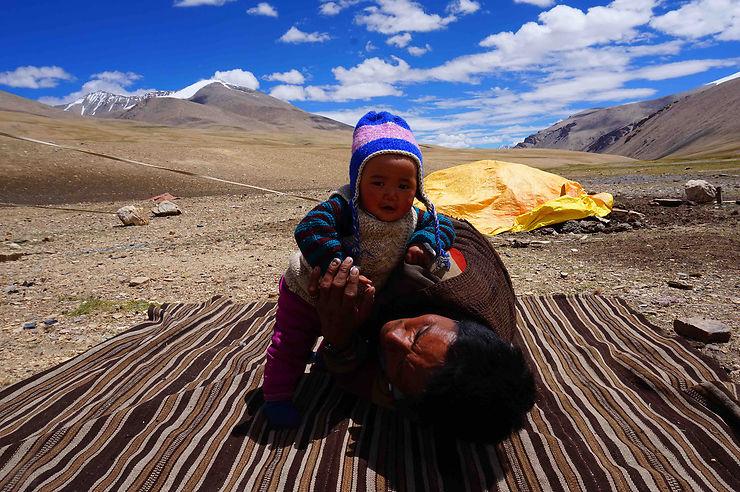 Lutte tibétaine