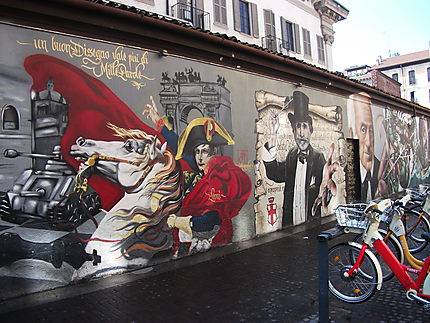 Milan et la Street Art