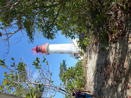 Le phare de l'Ilet du Gosier