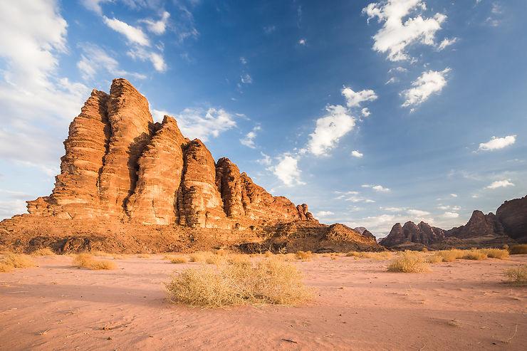 Lawrence d'Arabie, le héros du Wadi Ram