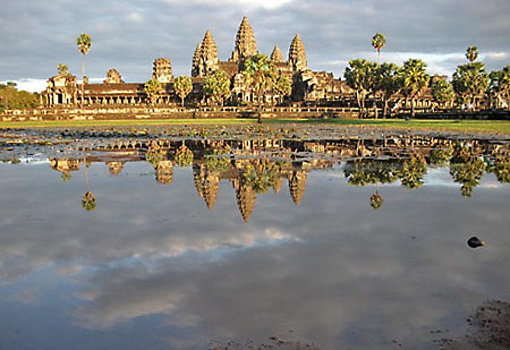 Cambodge - Angkor : le prix d'entrée a presque doublé