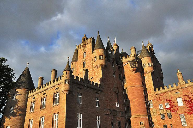 Châteaux hantés d'Écosse : des ladies très immortelles