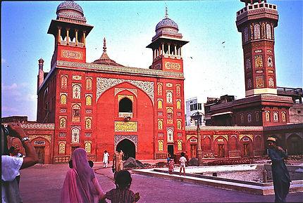 Mosquée Wakir Khan