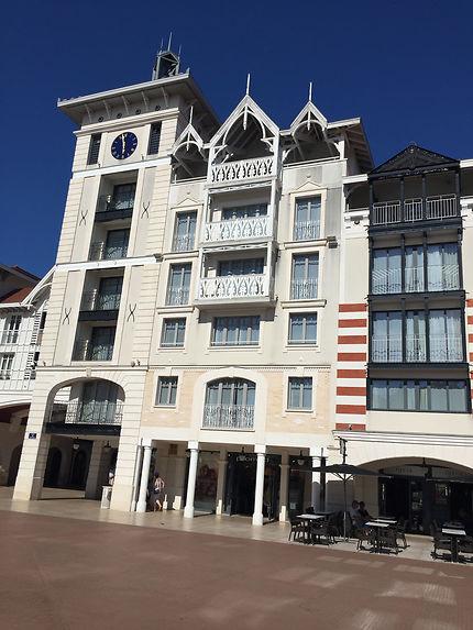 Place des Marquises à Arcachon