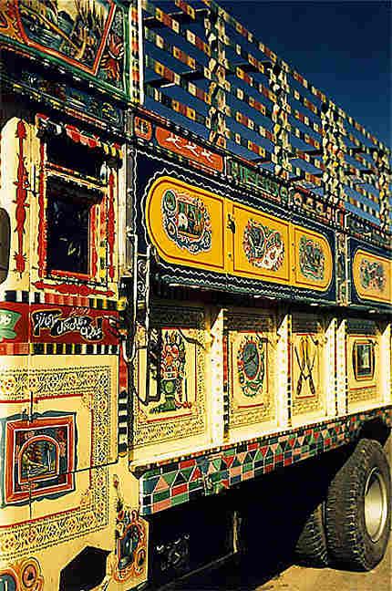 Magnifique camion