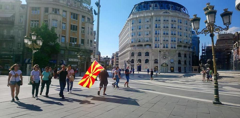 Sillonner la Macédoine au départ de Skopje (I - Septembre - Skopje et Thessalonique)