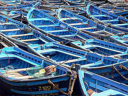 Bâteaux de pêche