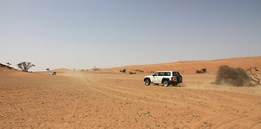 Autotour Oman Grandeur Nature