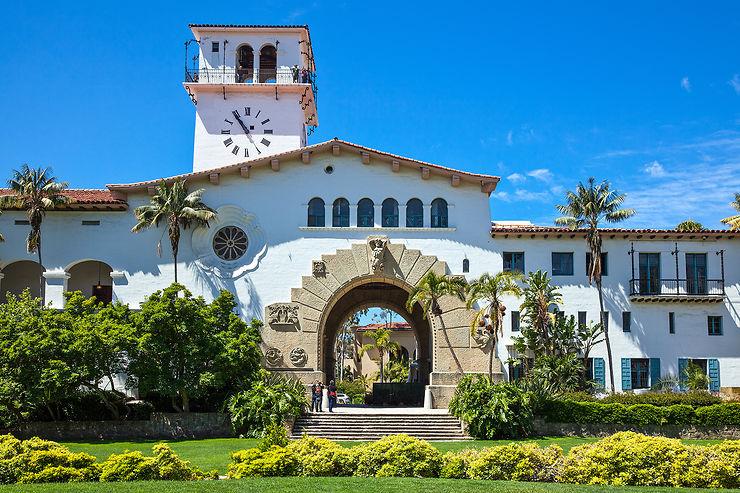 Santa Barbara, la Riviera américaine
