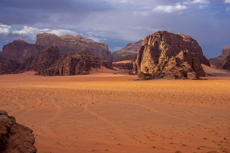 Wadi Ram : les sites à voir