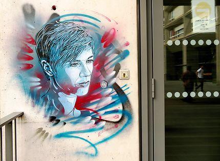 Art street  (C215)