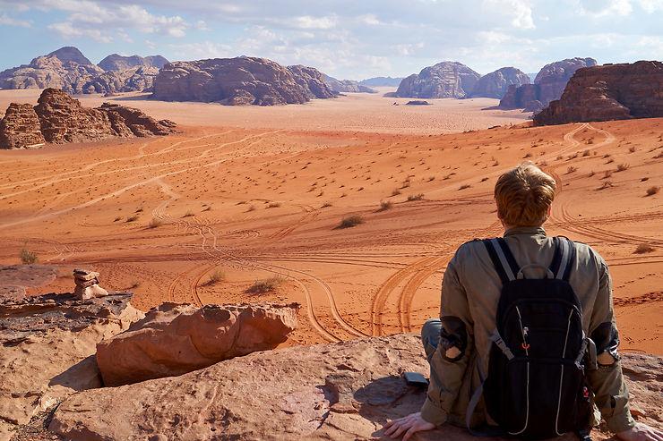 Jordanie : le Wadi Ram, un désert mythique