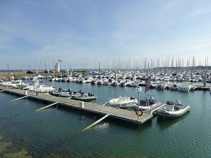 Grand port de plaisance de Piriac