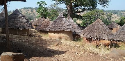 Village Bedik à Ibel, Sénégal