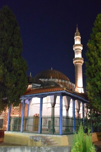Mosquée à Rhodes