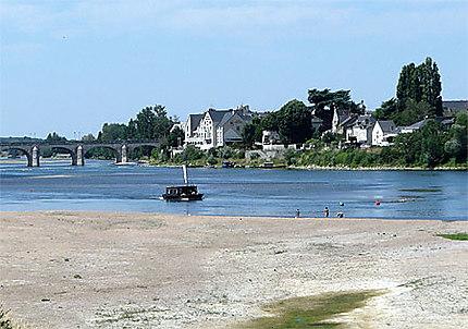 Loire à Saumur
