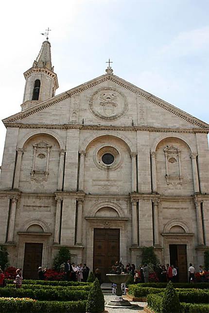 Cathédrale de Pienza
