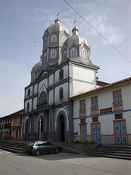 L'église de Filandia