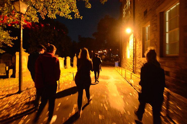 Édimbourg : quand les fantômes prennent le bus…