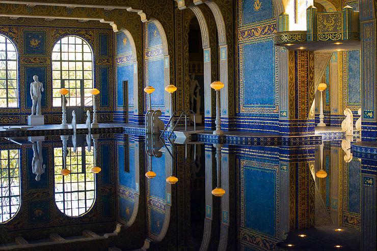 Hearst Castle, le palais de Citizen Kane