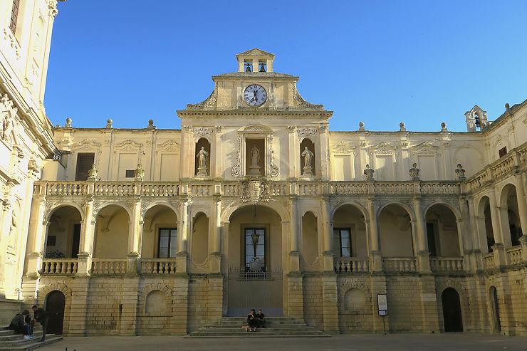Lecce, la « Florence baroque » des Pouilles
