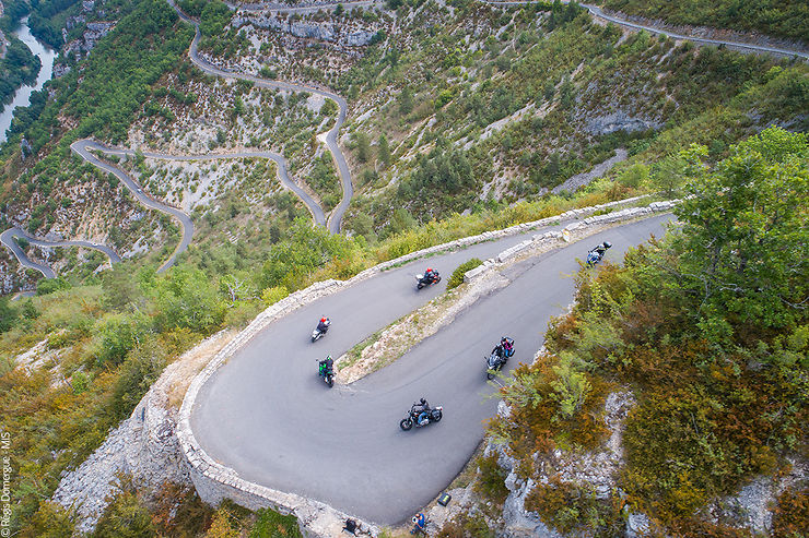 Occitanie - La Lozère : une destination à parcourir (aussi) à moto