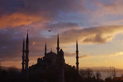 Jour de l'an à Istanbul