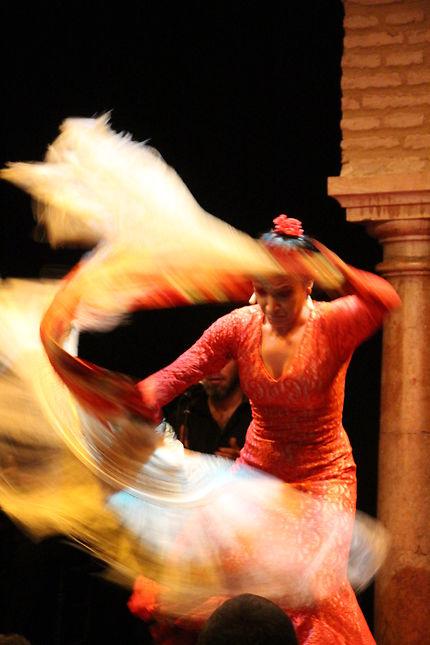Danse et puissance à Séville