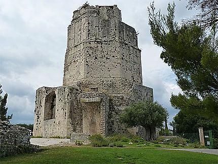 La Tour Magne à Nîmes