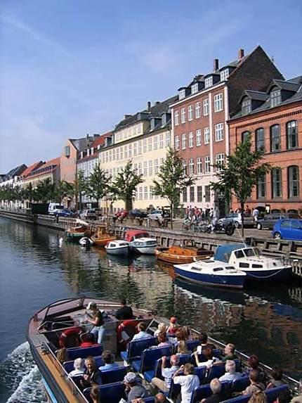 Copenhague, canal