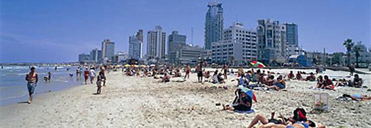 Tel-Aviv a 100 ans