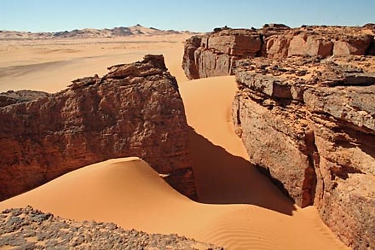 Voyage en Libye