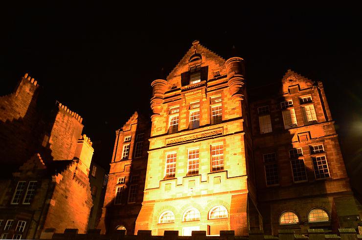 Les sombres (et vraies) histoires d'Édimbourg