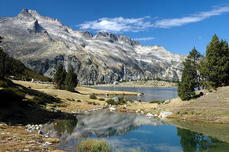 Les lacs du Néouvielle - Hautes-Pyrénées, Midi-Pyrénées