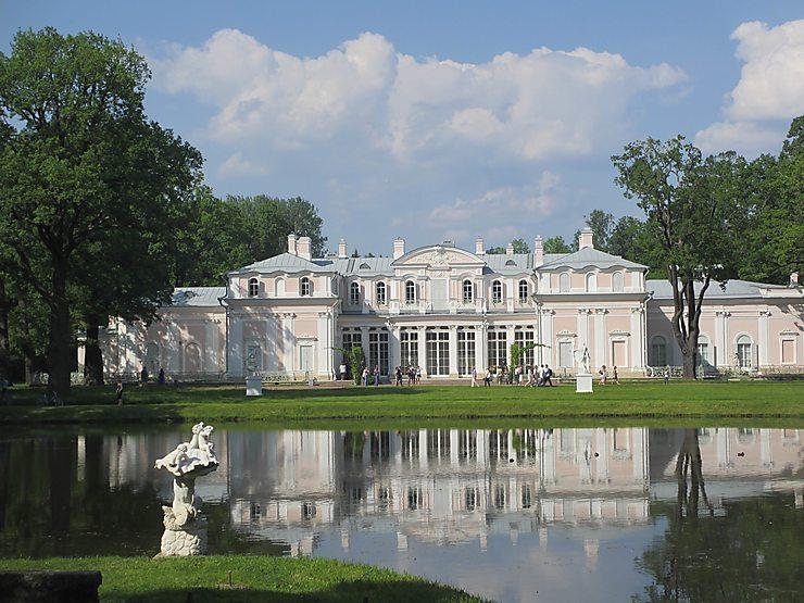 Palais chinois du Palais d'Oranienbaum, Russie