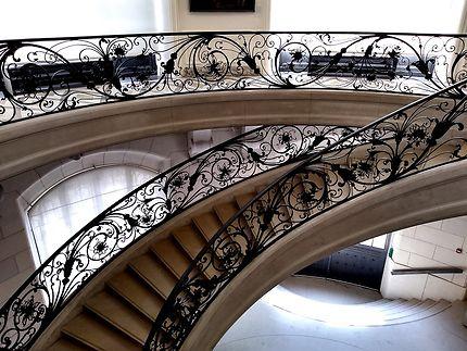Escaliers du Petit Palais