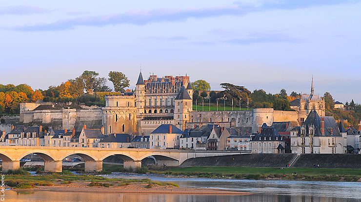 Val de Loire - Château d'Amboise : du nouveau côté visites et jardins